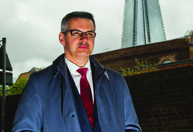 Citizen Watch UK Managing Director Given Control Of Frederique - Alpina blazer