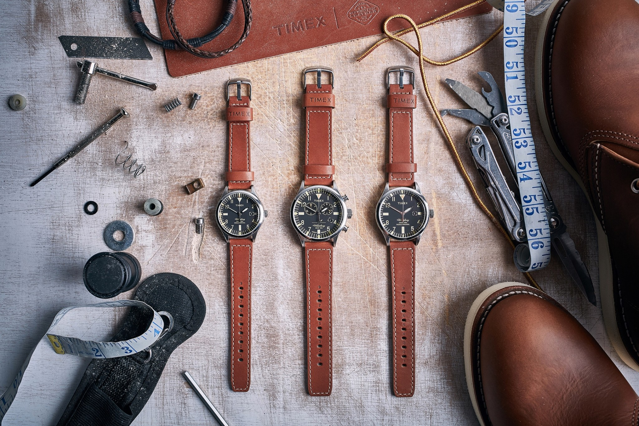 timex red wing