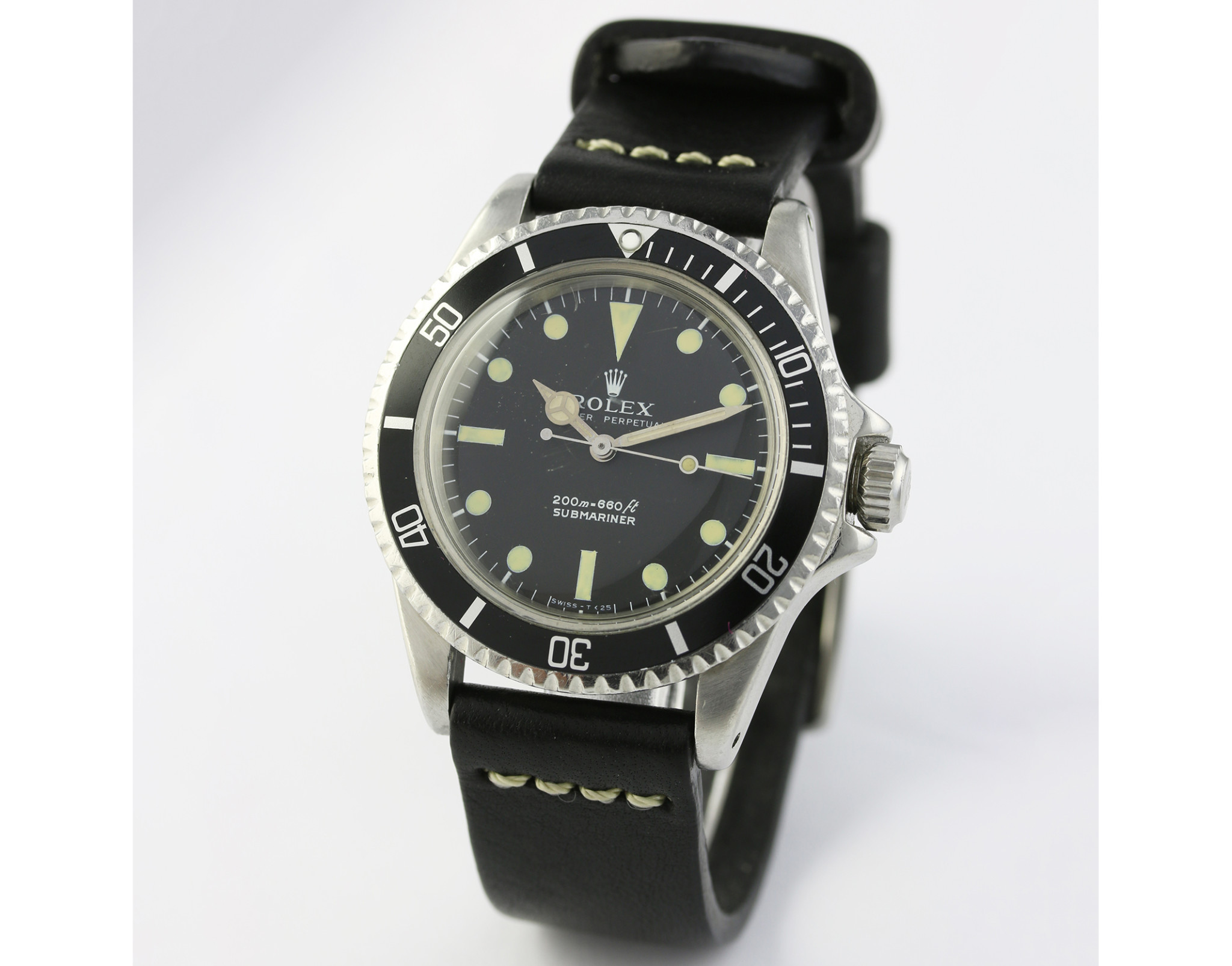 rolex oyster french navy wide