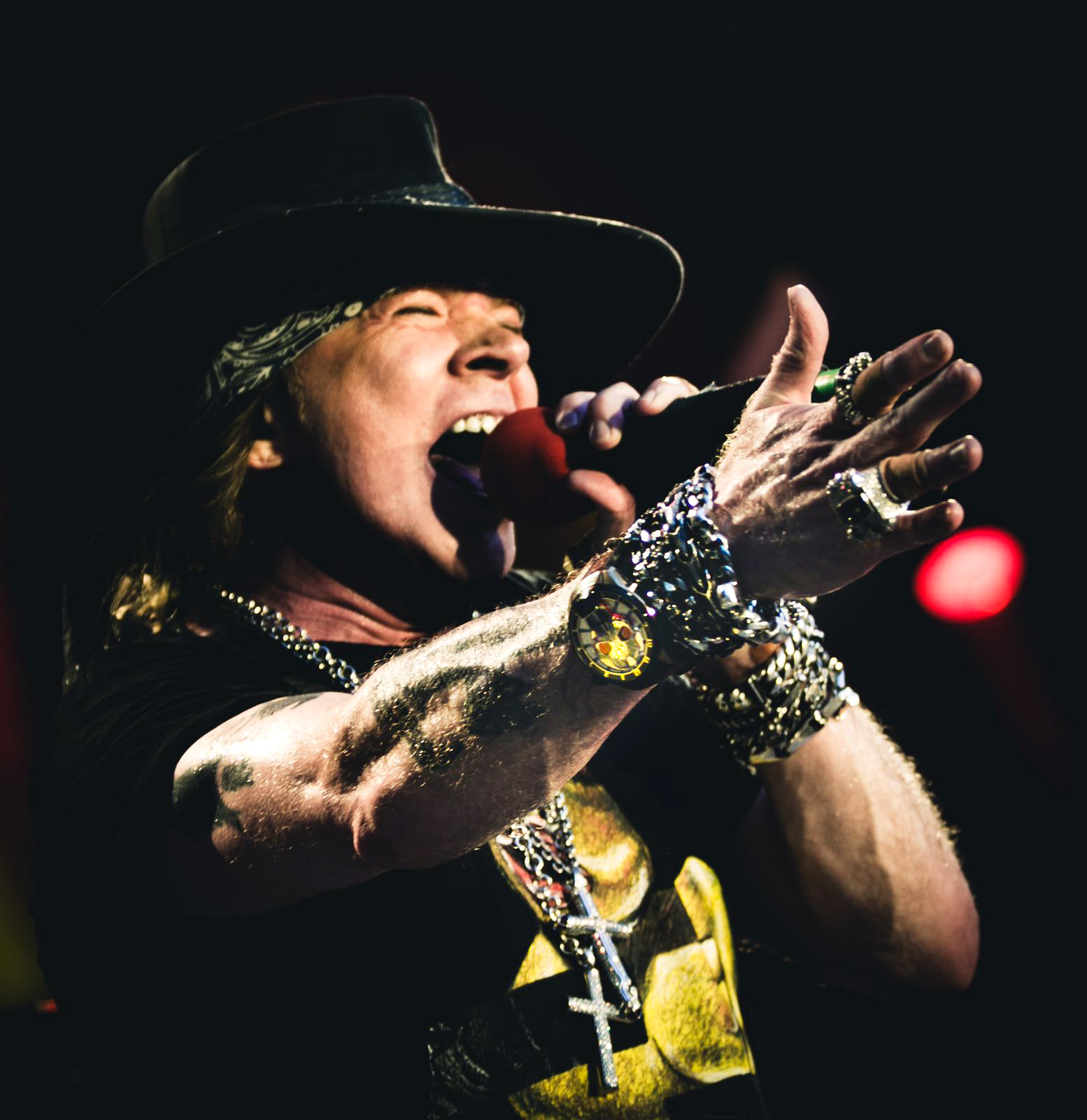HYT takes centre stage with Axl Rose - WatchPro USA