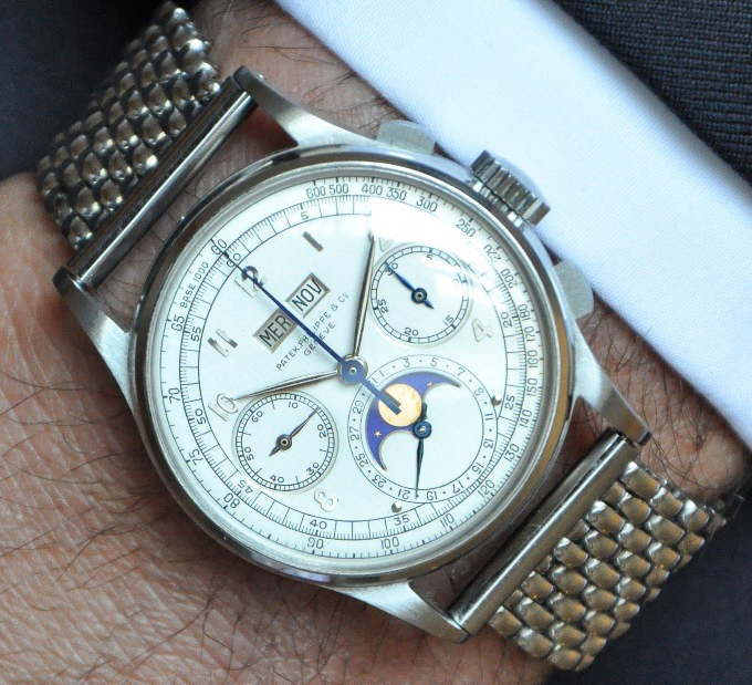 Patek 1518A Phillips