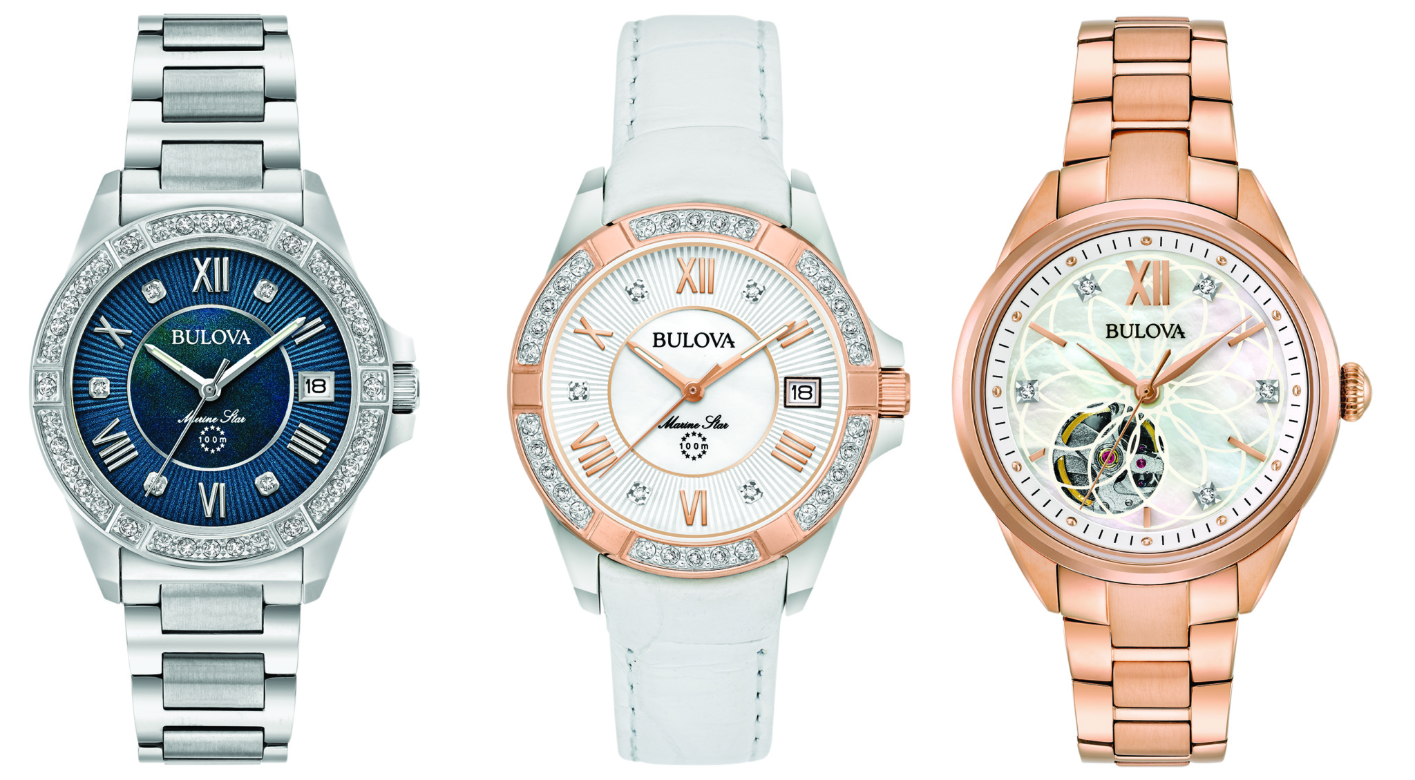 Bulova Ladies Diamonds
