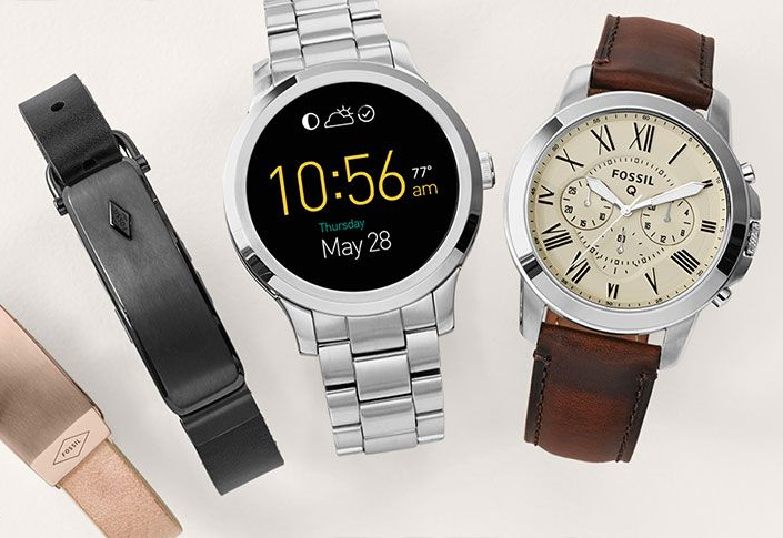 Fossil Wearables
