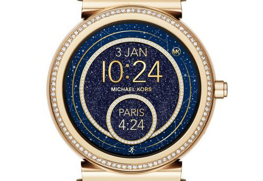 Michael Kors Access Sofie Touchscreen Smartwatch (1)