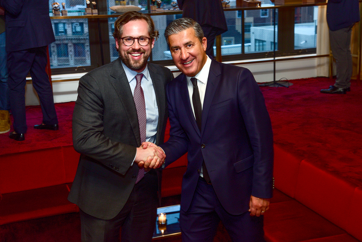 Girard-Perregaux Presentation and Cocktail Party in New York City