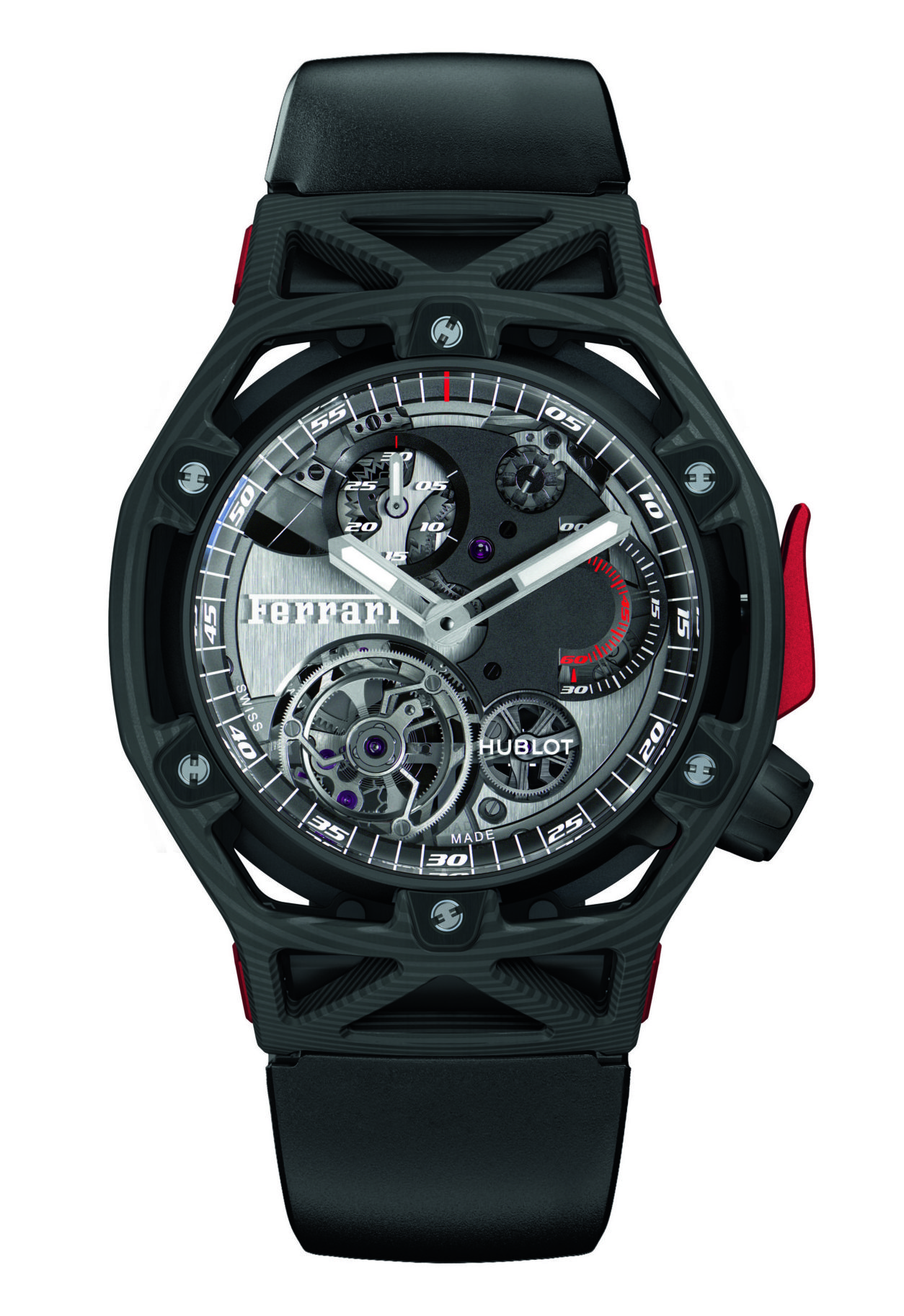 Hublot Ferrari Techframe