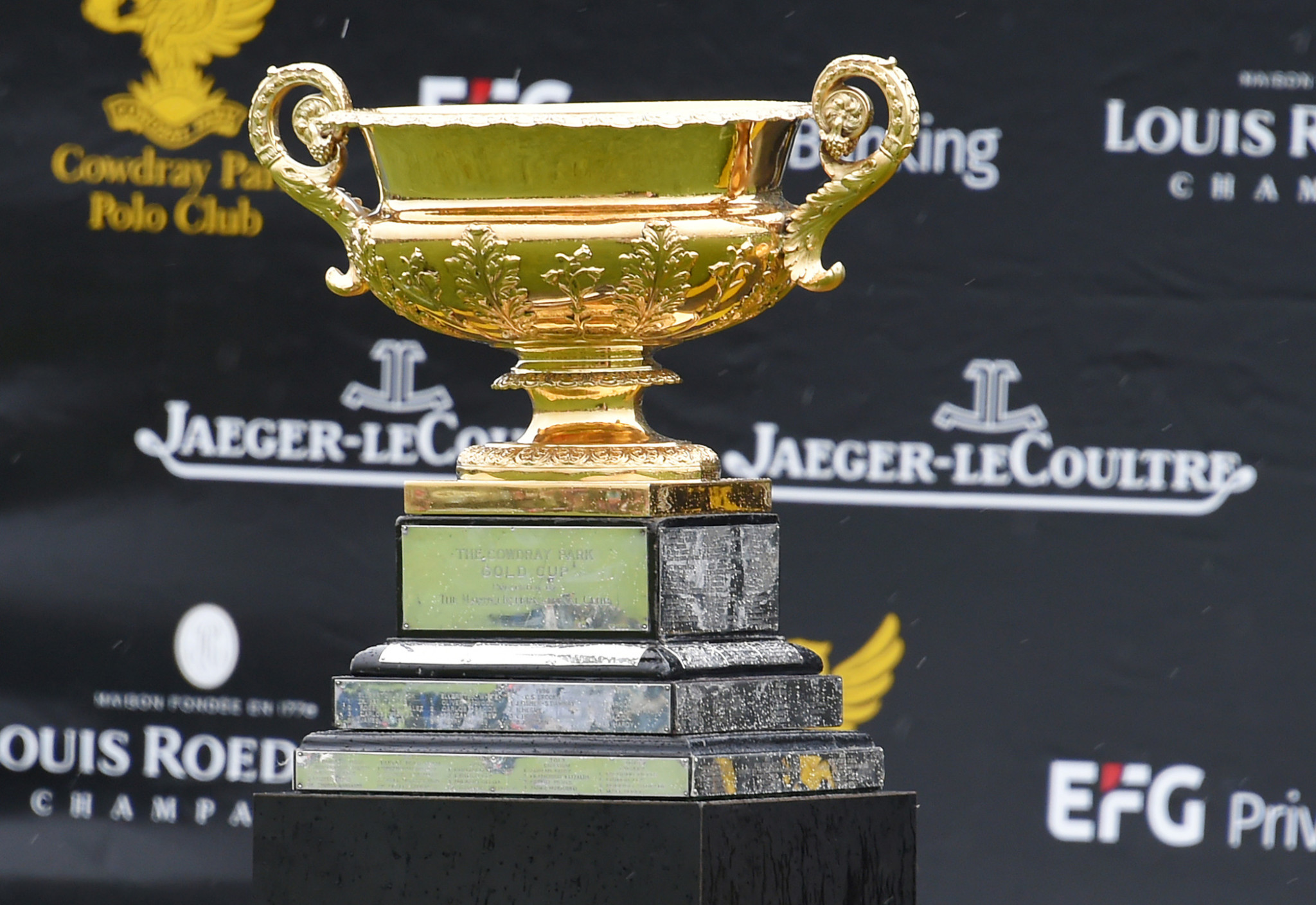 Jaeger-LeCoultre For Gold Cup Polo Final