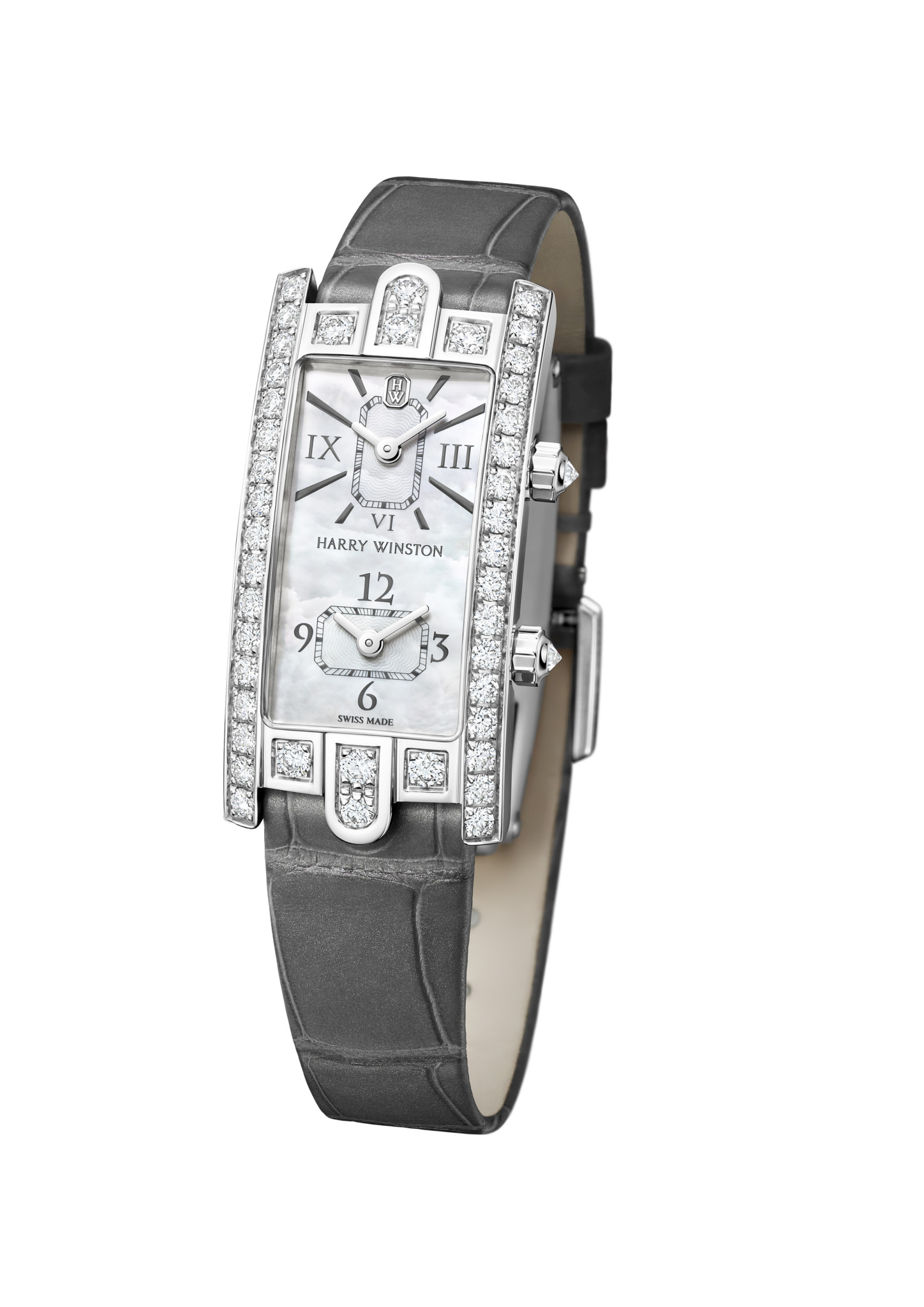 Harry Winston Avenue C Dual Time (3)