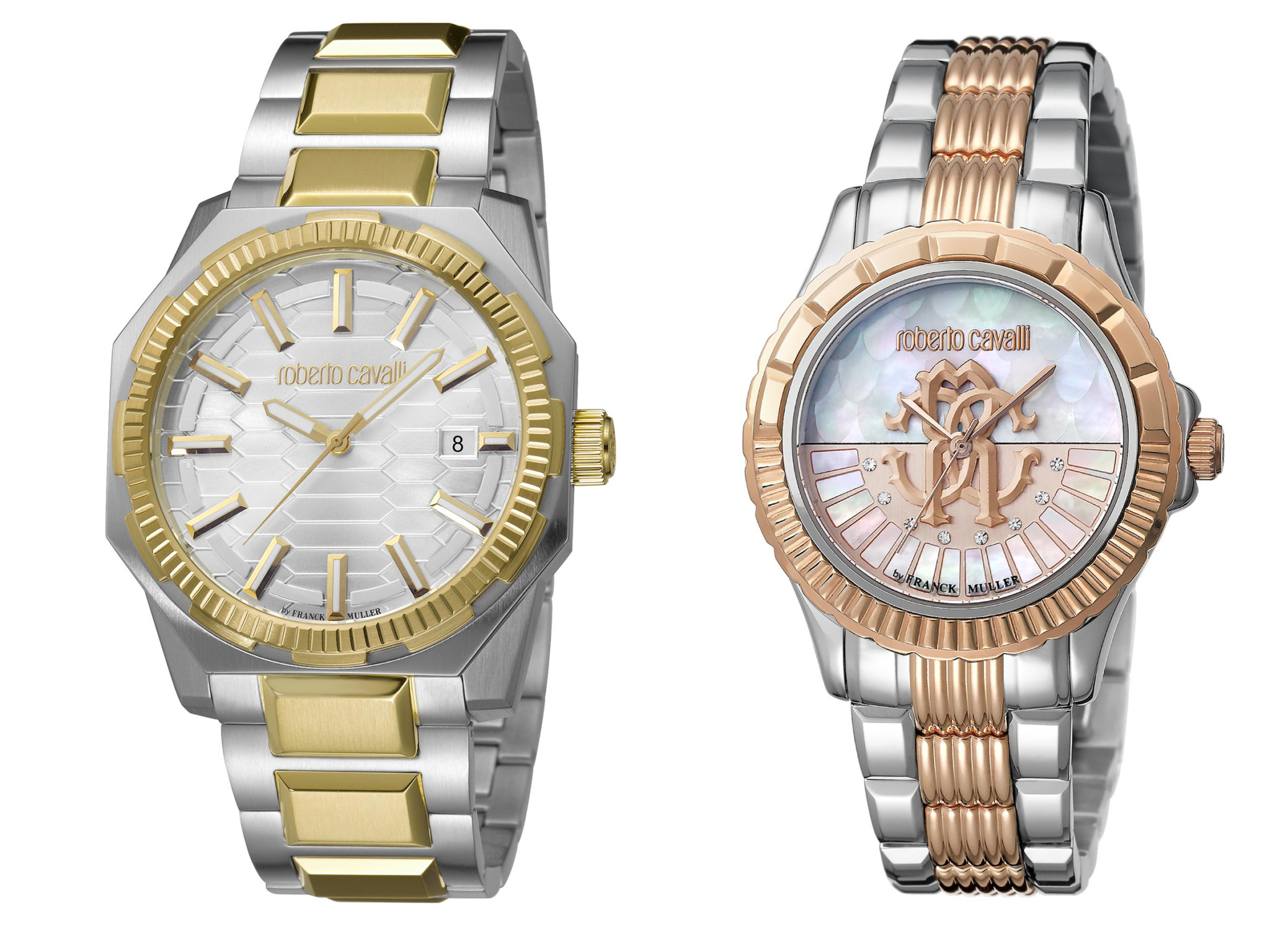cc454c6040894e Distributor promotes Roberto Cavalli and Just Cavalli watches at  International Jewellery London