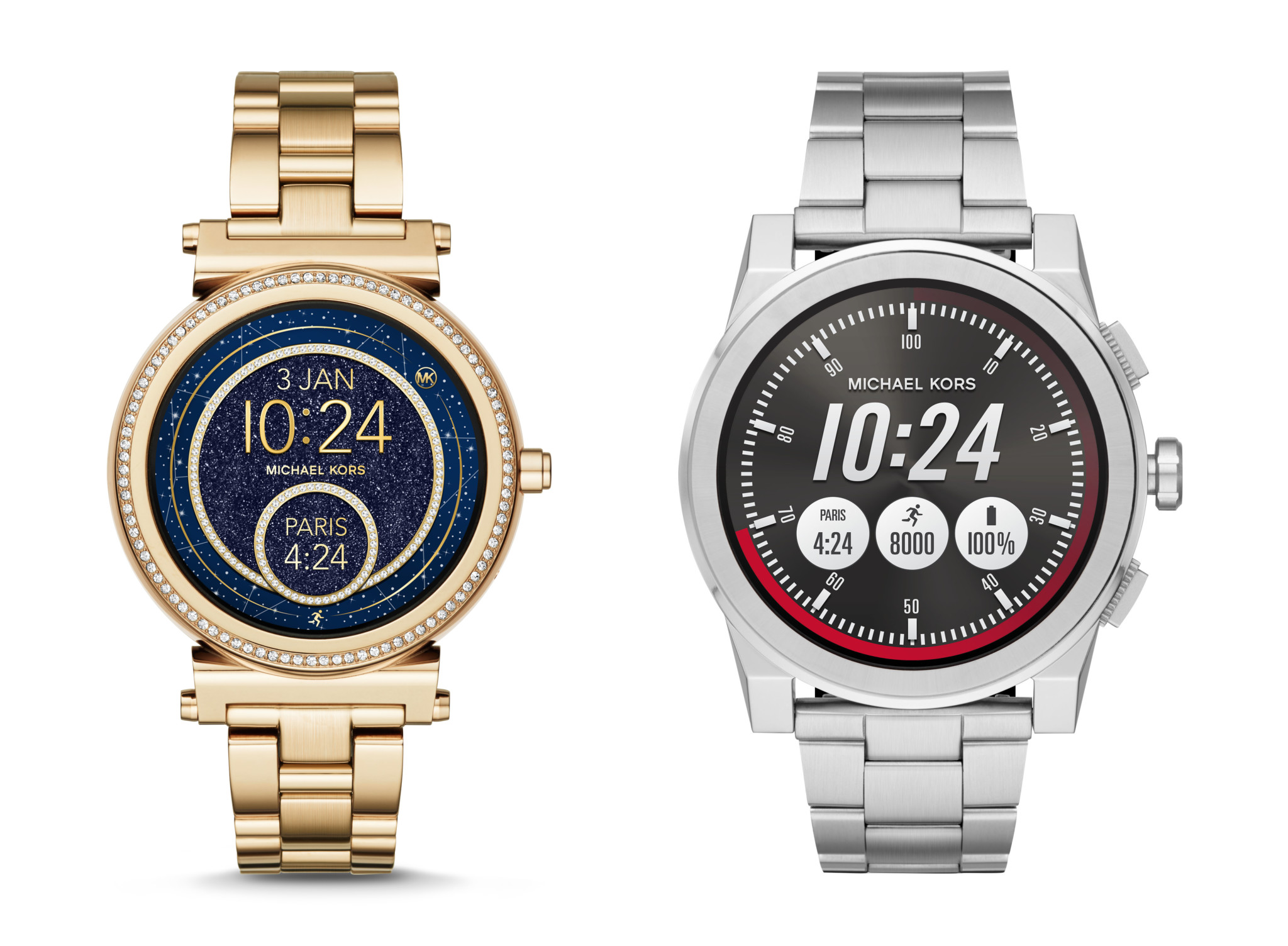 b3039d59f2322 Fossil Group doubles number of doors for its smartwatches and connected  hybrids