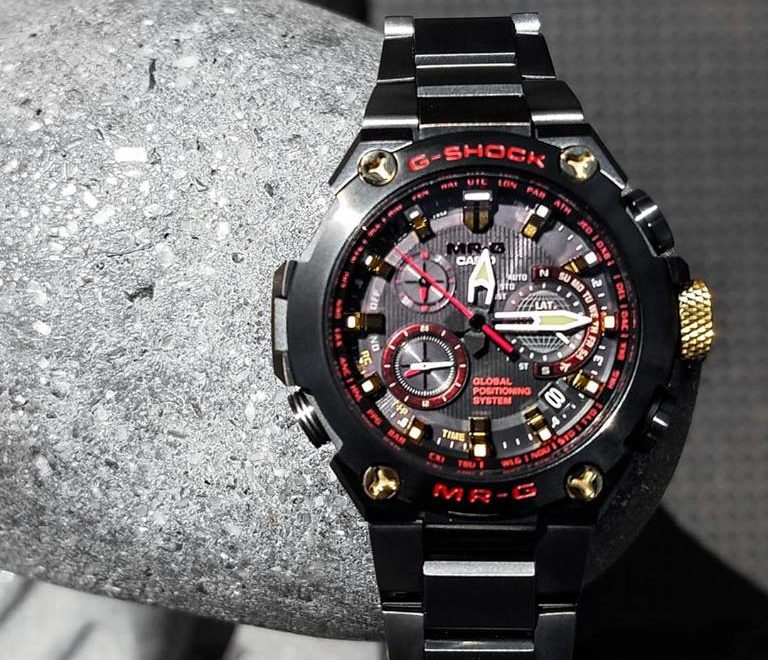 26e8ea4d5b7 Casio calculates that it sold its 100 millionth G-Shock watch in August