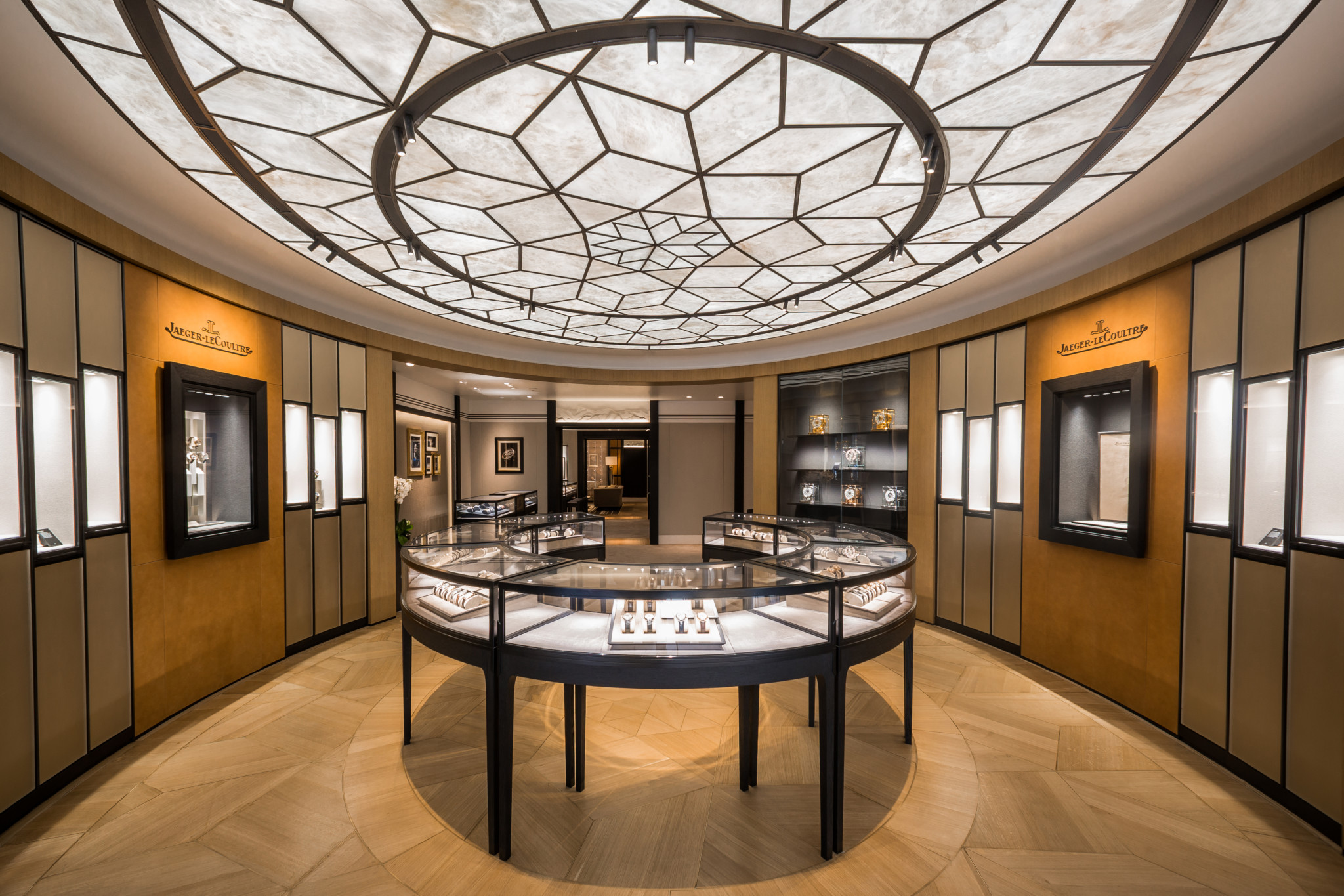 Jaeger-LeCoultre London Flagship Boutique – 2