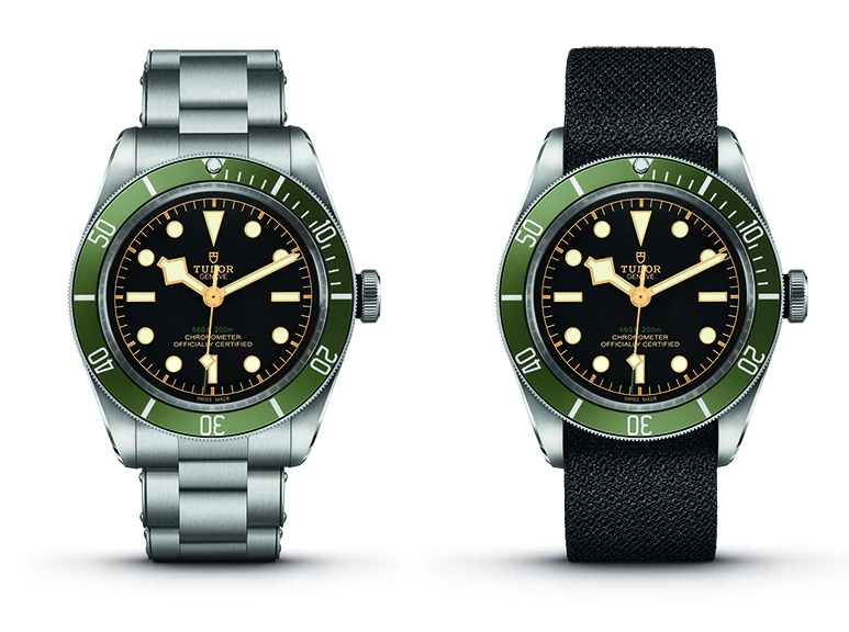harrods Tudor black bay