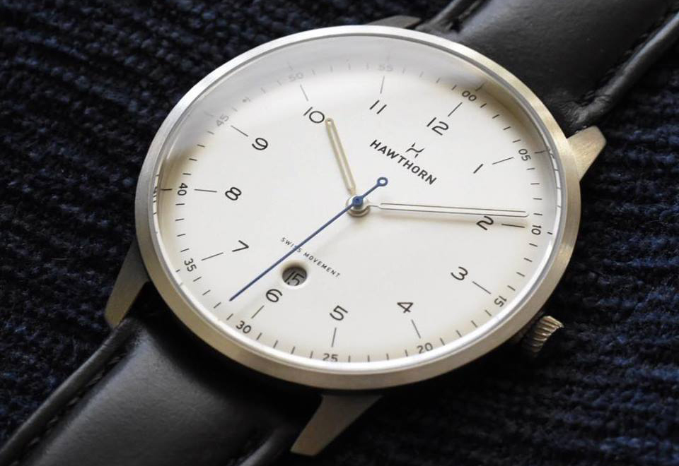 Connecticut entrepreneurs start watch company with with 80000