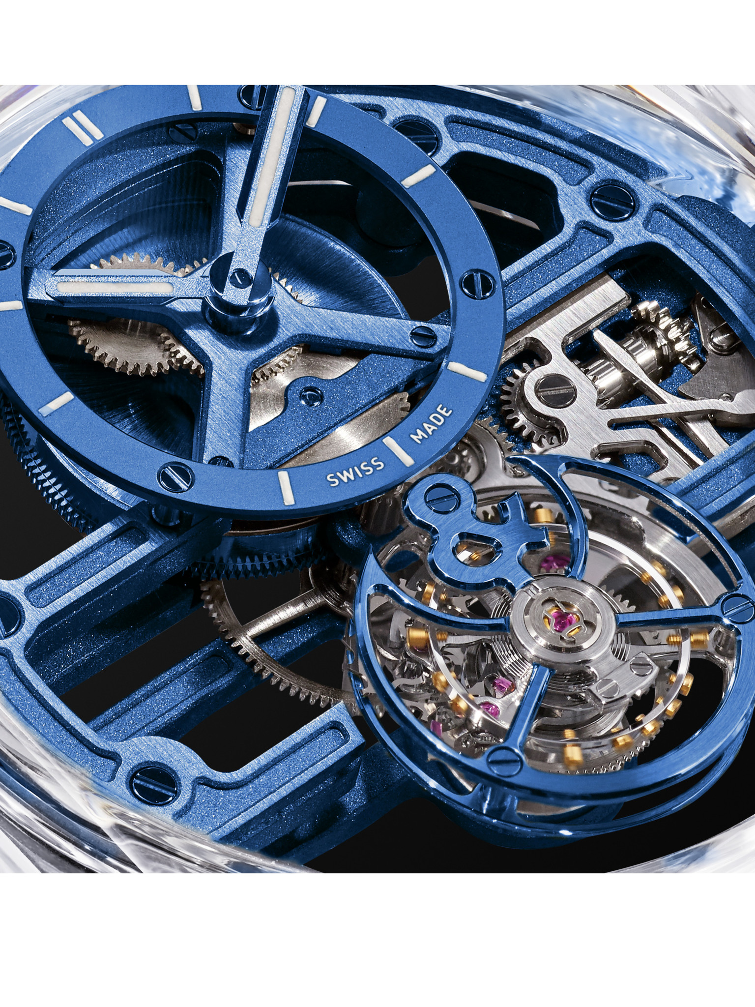 Bell & Ross BR-X1 Skeleton Tourbillon Sapphire Exclusive to MR PORTER 2