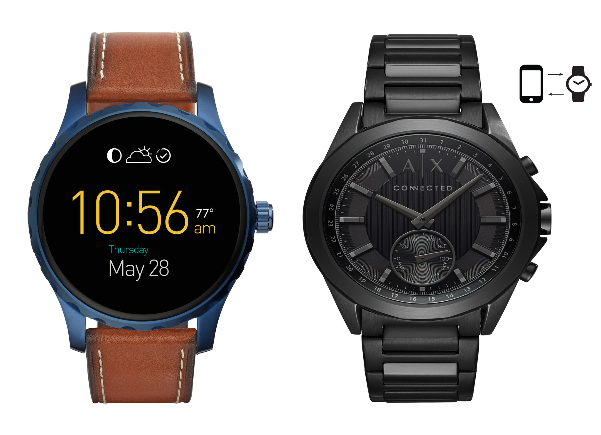 334747293f937 Citizen and Fossil Group join forces to grow hybrid watch market ...