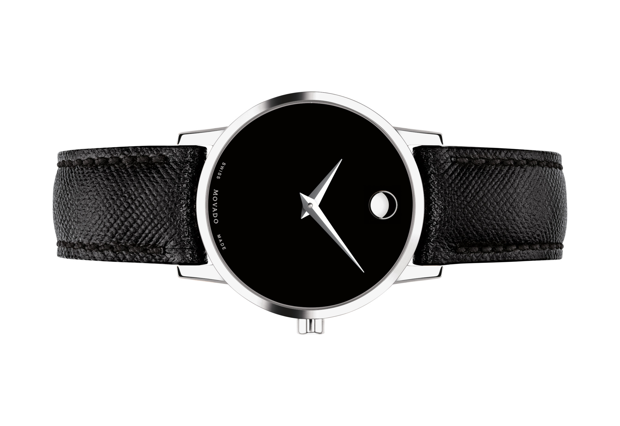 Movado modernizes Museum collection