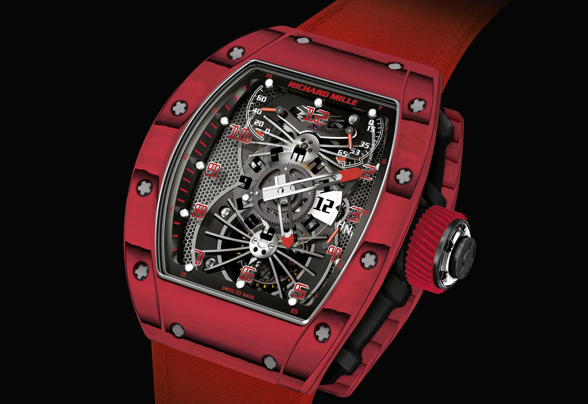 Richard Mille S Latest Watchmaking Innovations Limited To Just Ten Pieces Watchpro Usa