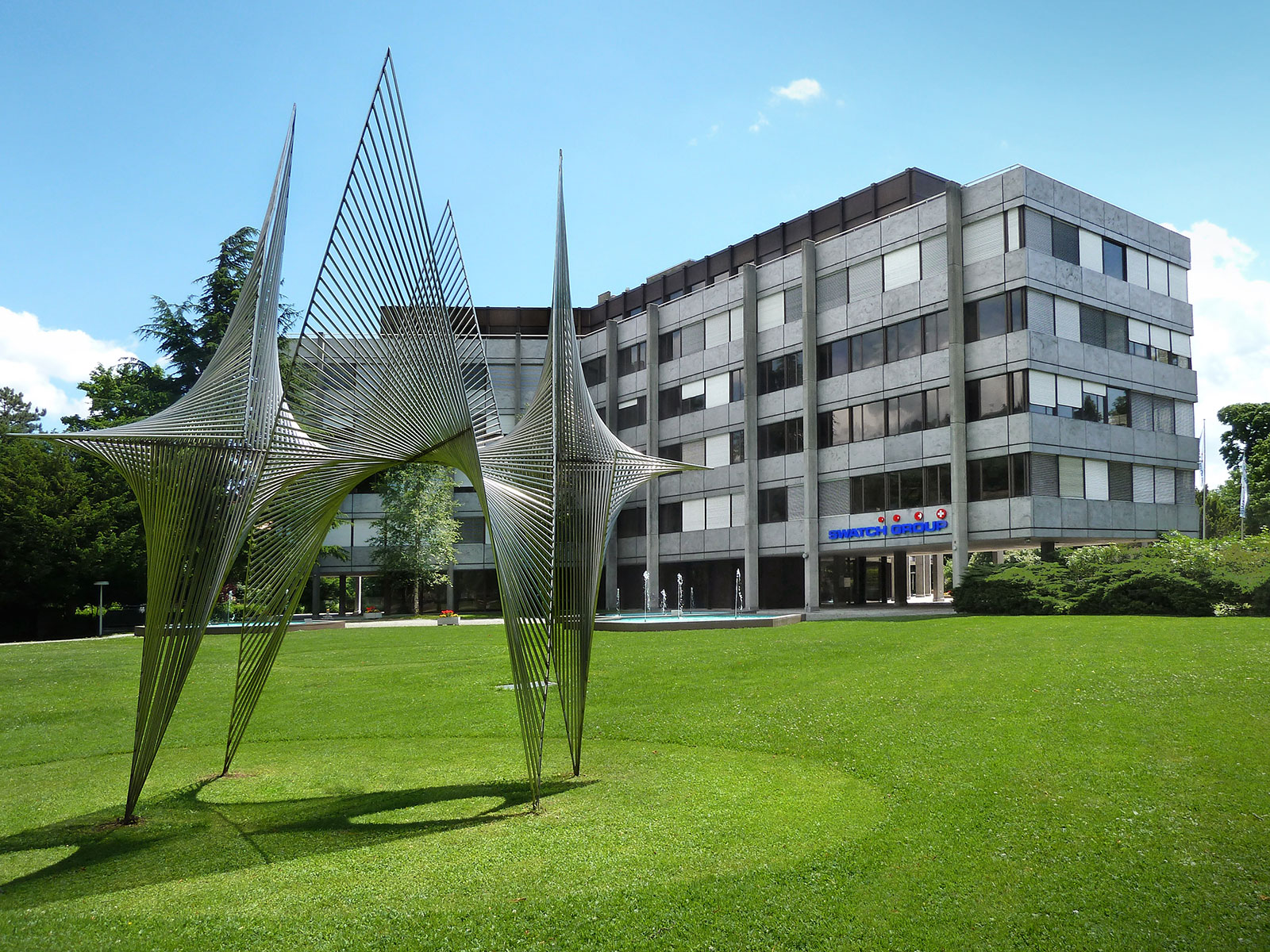 Swatch-Group-headquarters-Biel-Bienne