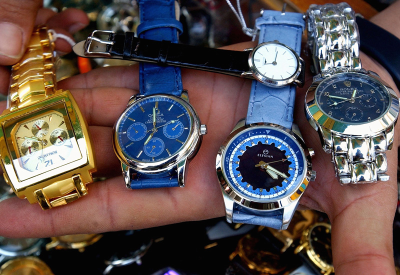 Counterfeit Goods Flood Iraqi Market