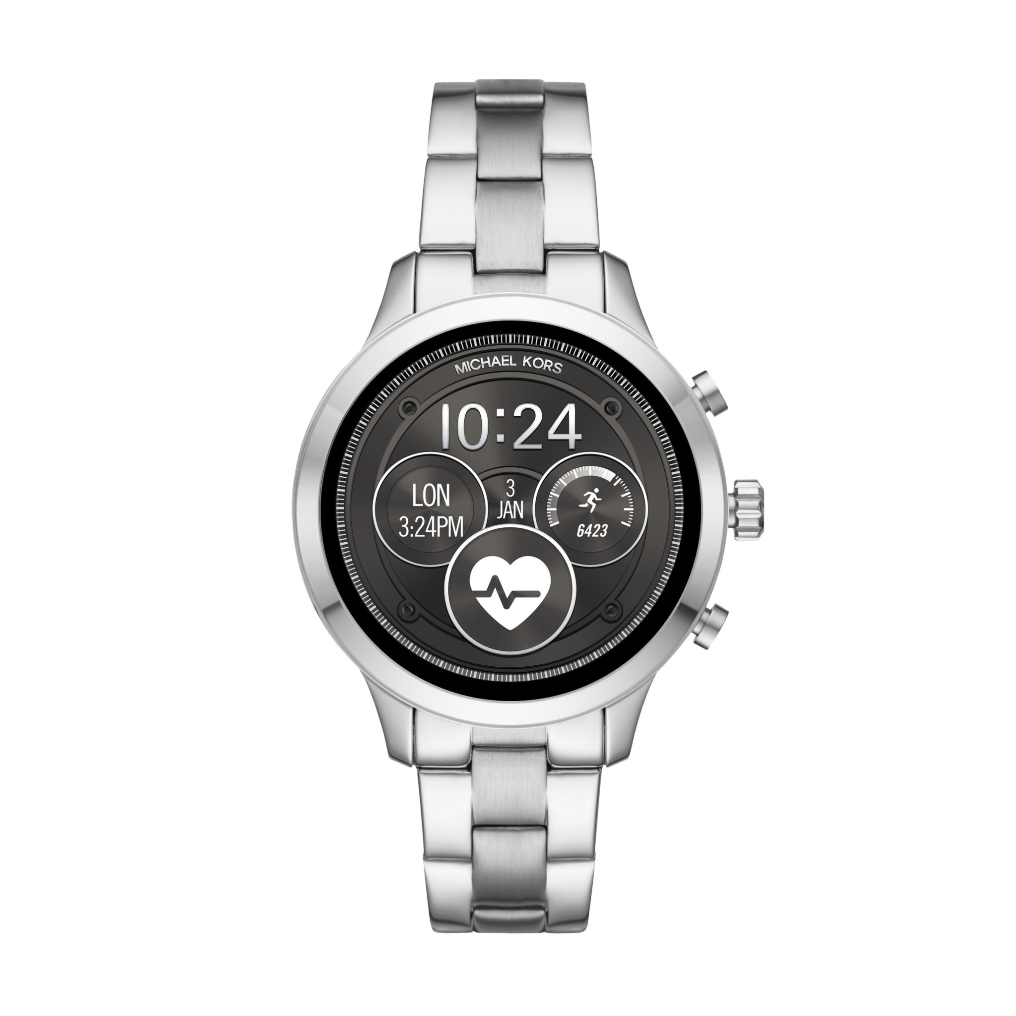 125c91044f0f5 Michael Kors launches the iconic Runway as new smartwatch - WatchPro USA