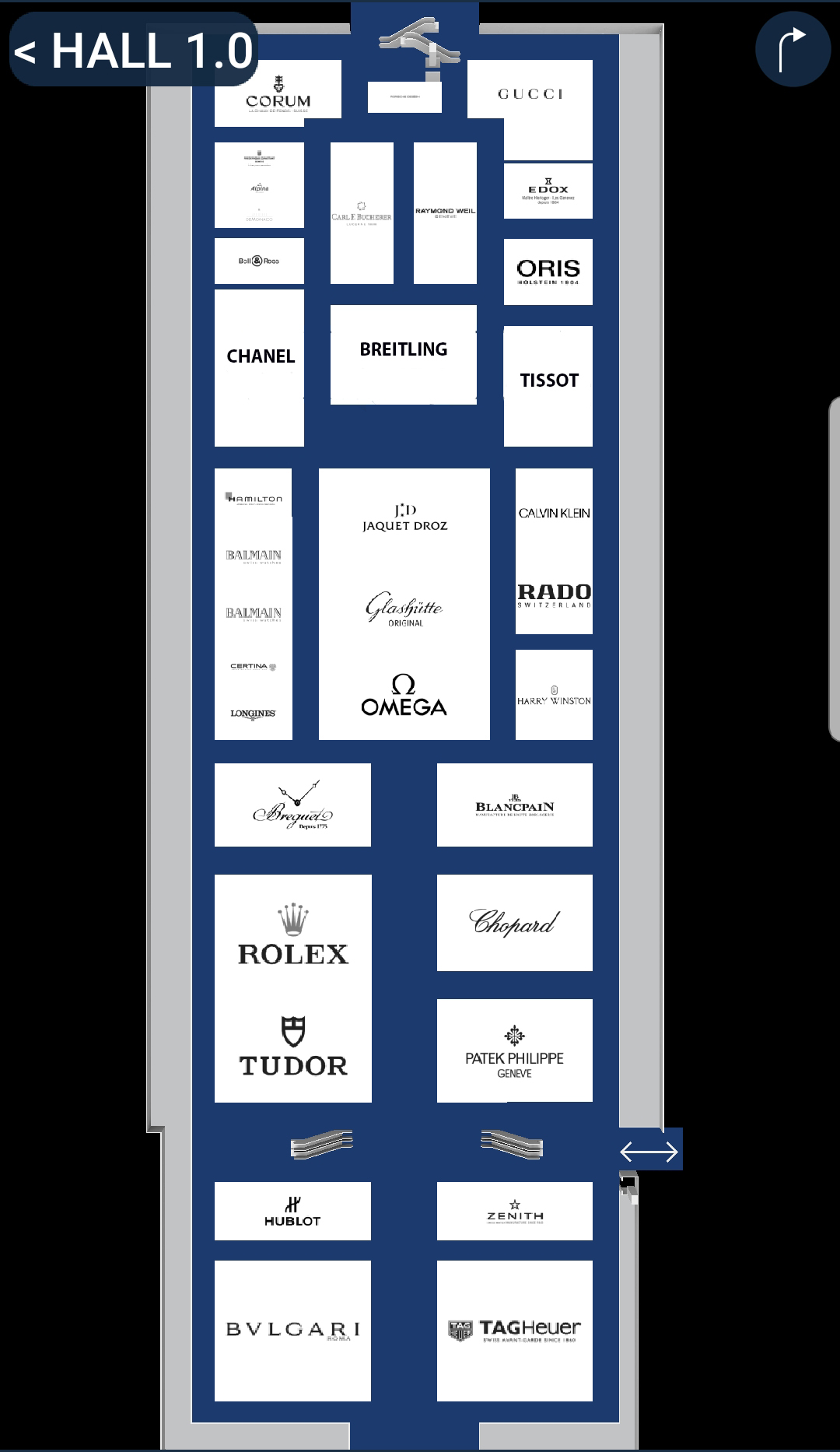 Zenith Floor Plan Exclusive Who Is In And Who Is Out Of Next Year S