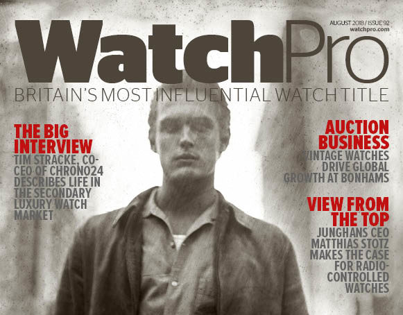 WatchPro August18 cover Ingersoll