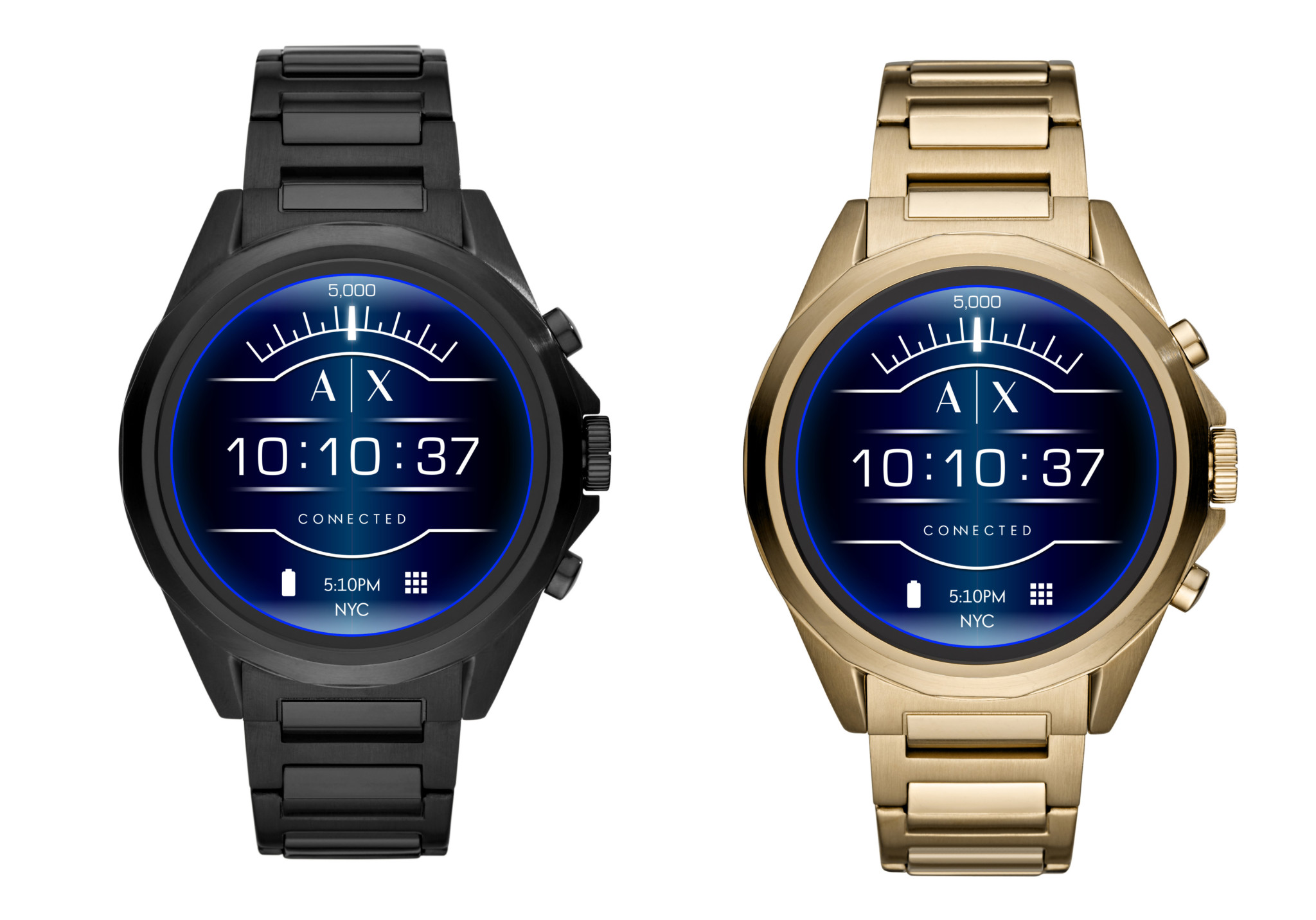 9f6e8e97f Fossil extends its smartwatch line to include A|X Armani Exchange collection