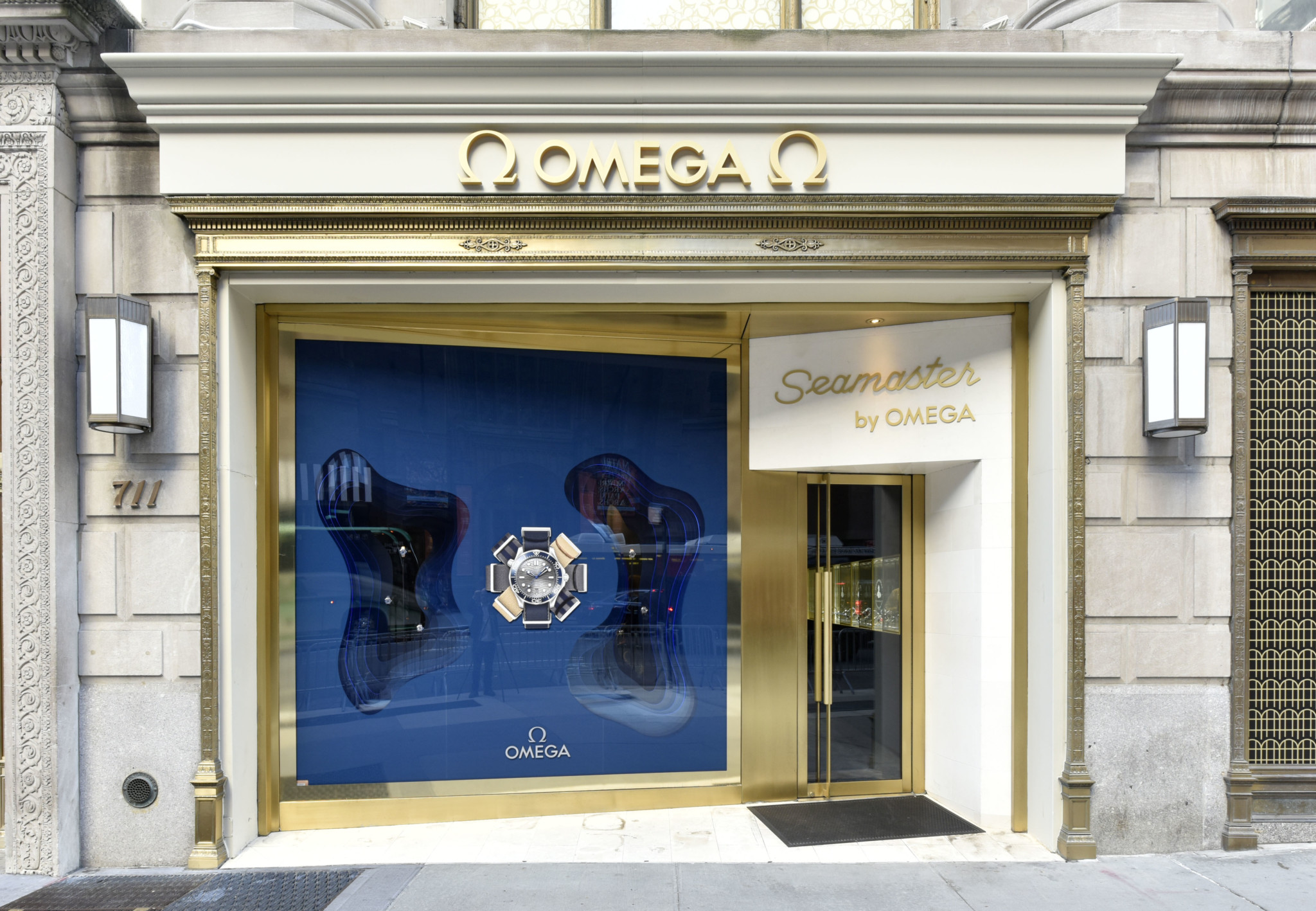 OMEGA Debuts New Seamaster Diver 300M Collection At The OMEGA Seamaster Pop-Up Boutique