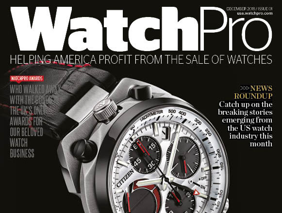 December 18 Watchpro USA cover