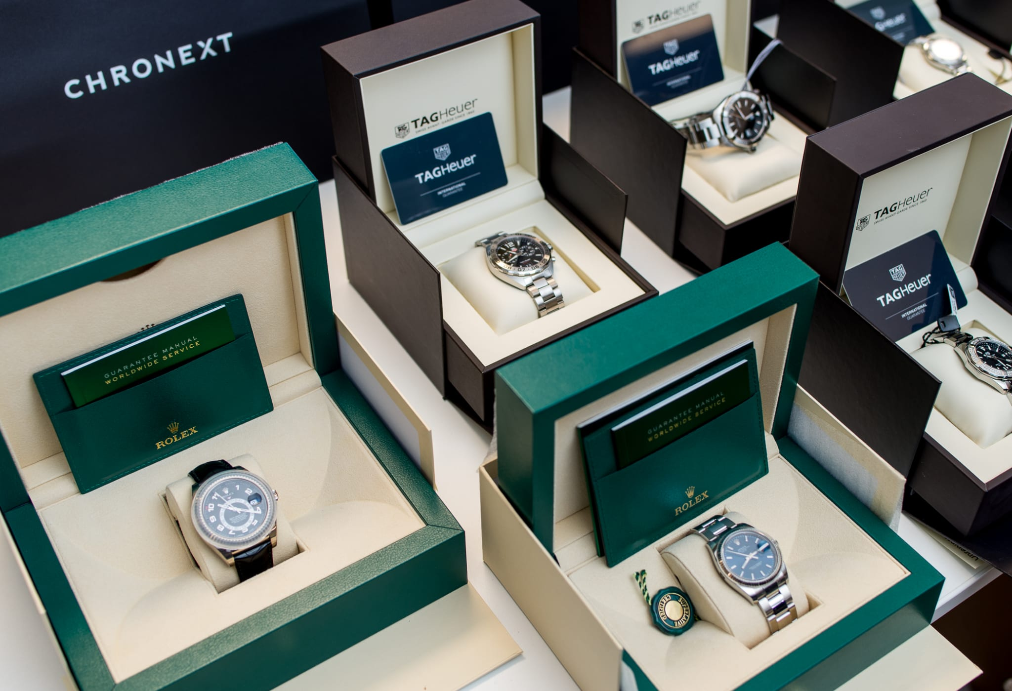19d574187c1c5 Prices for hottest Rolex models are falling fast says secondary market  specialist