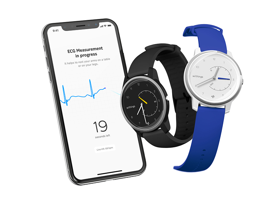 withings ECG watch