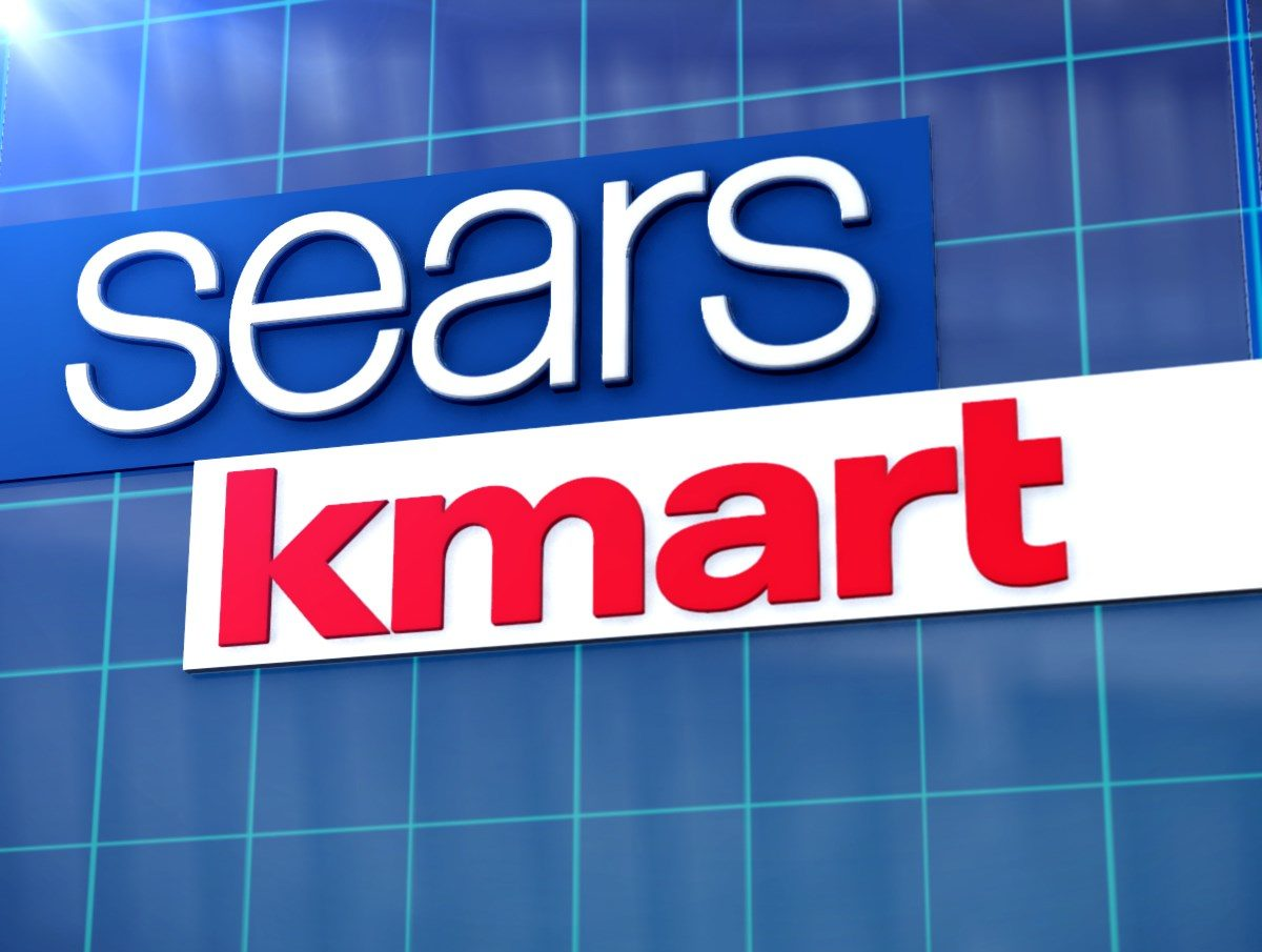 Sears and Kmart logos