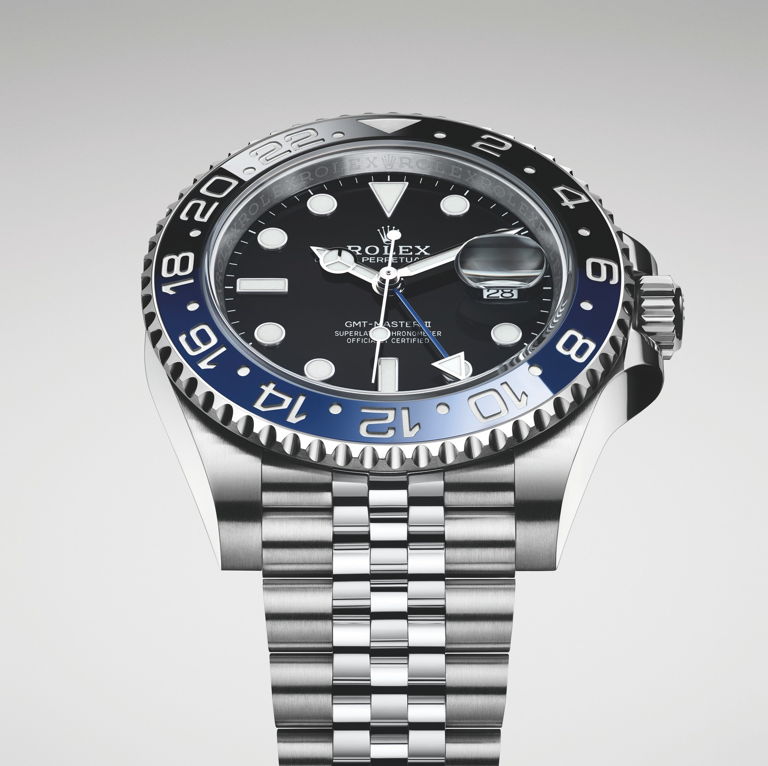 Breaking News Rolex Replaces Its Black And Blue But Hulk Has Not