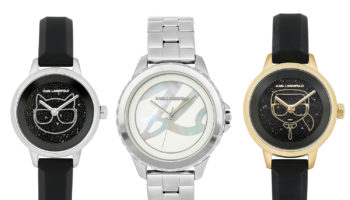 Karl Lagerfeld watches