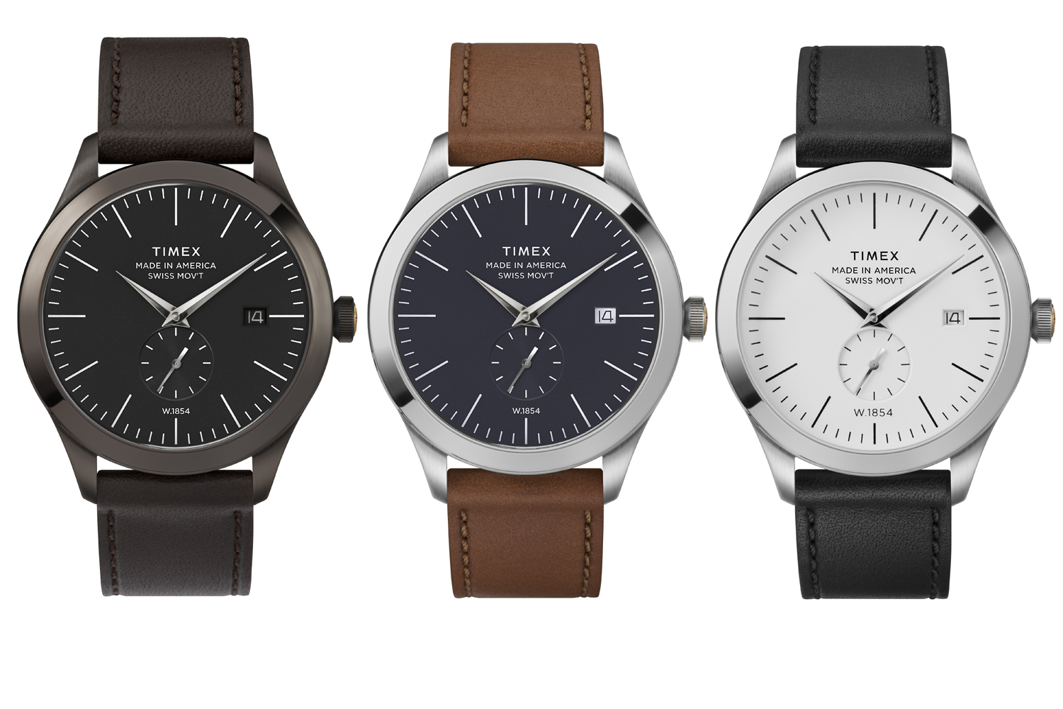 Timex American Documents top