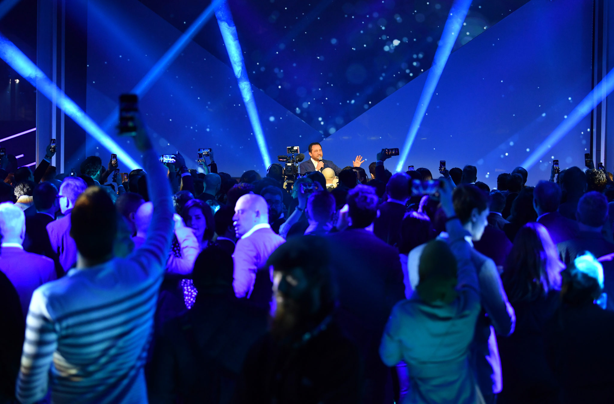 Zenith High Frequency Party At Baselworld 2019