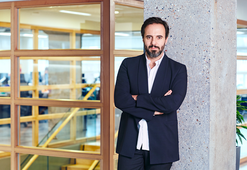 José Neves, Founder and CEO of Farfetch. Image courtesy of Farfetch 2