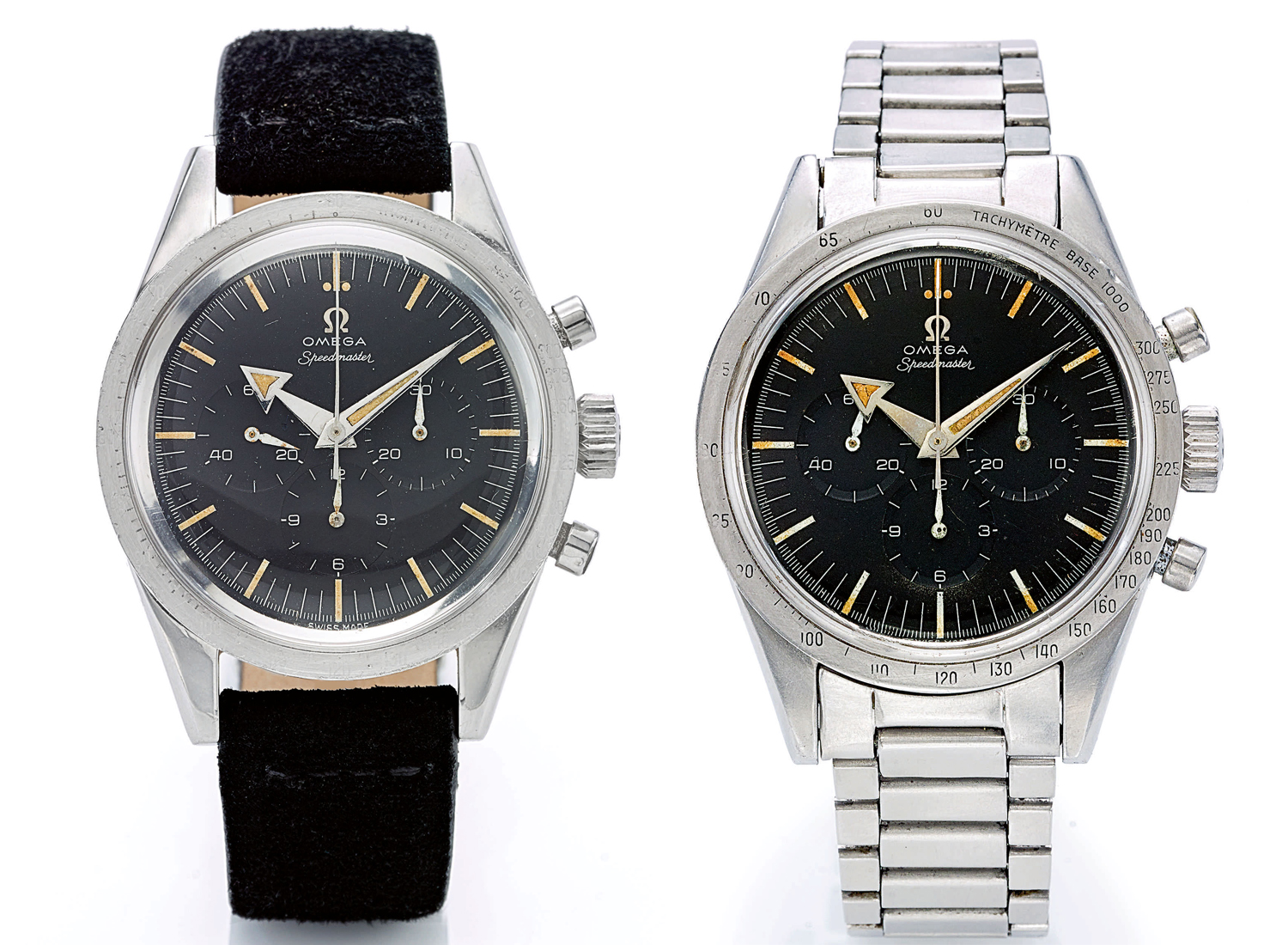 85062b757 Moonwatch sale sets price records at Sotheby's 50th anniversary moon  landing auction