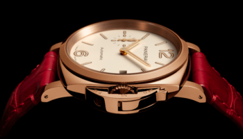 NEW Panerai Luminor Due 38MM Goldtech PAM1045 (3)