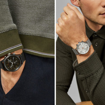 Ted Baker Watches lifestyle