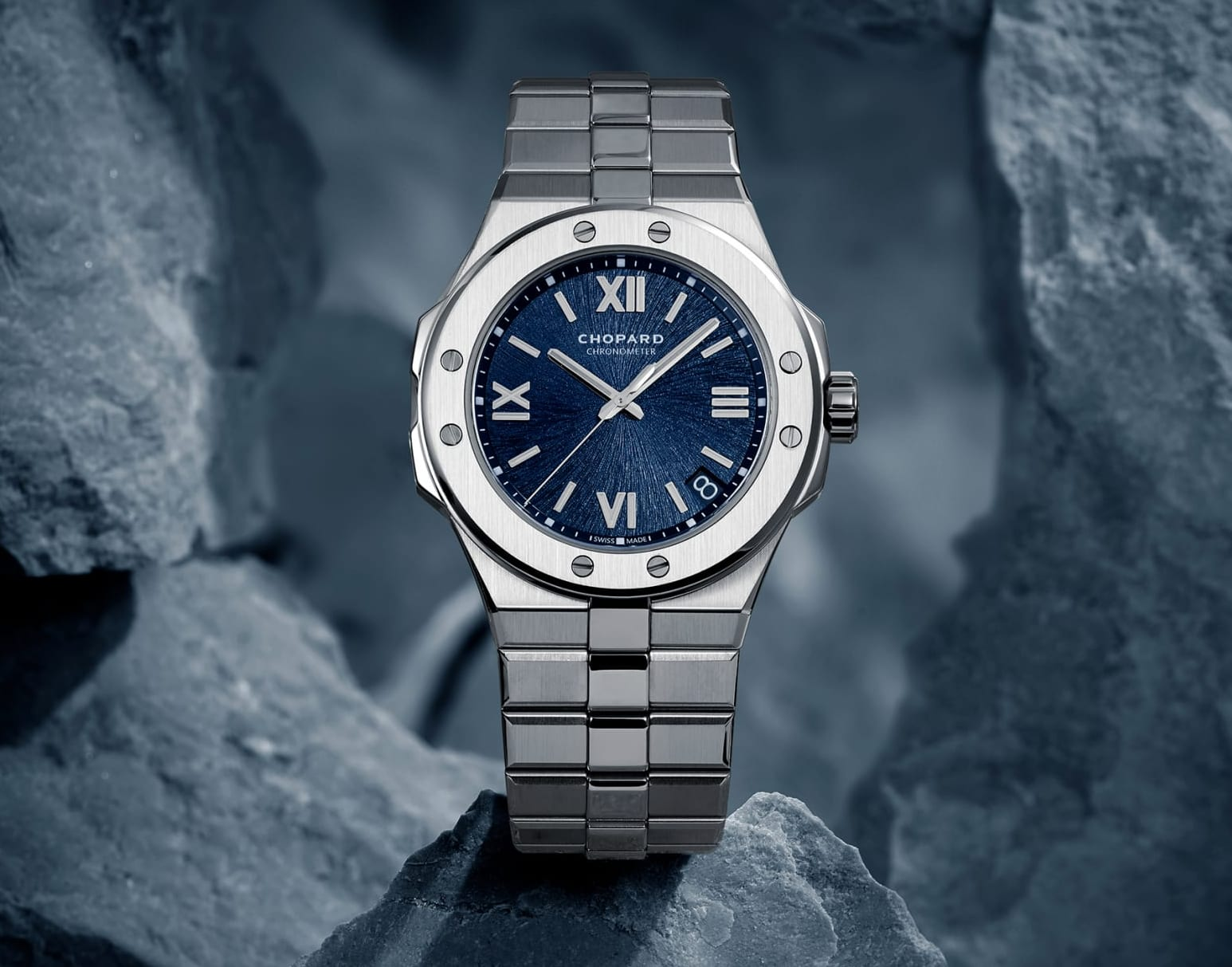 Chopard Swoops Into Dubai Watch Week To Present Its Alpine Eagle