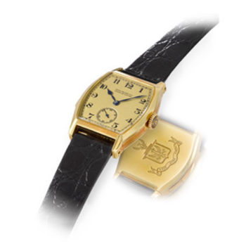 Henry Graves watch