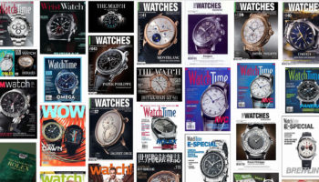 Watch magazine covers