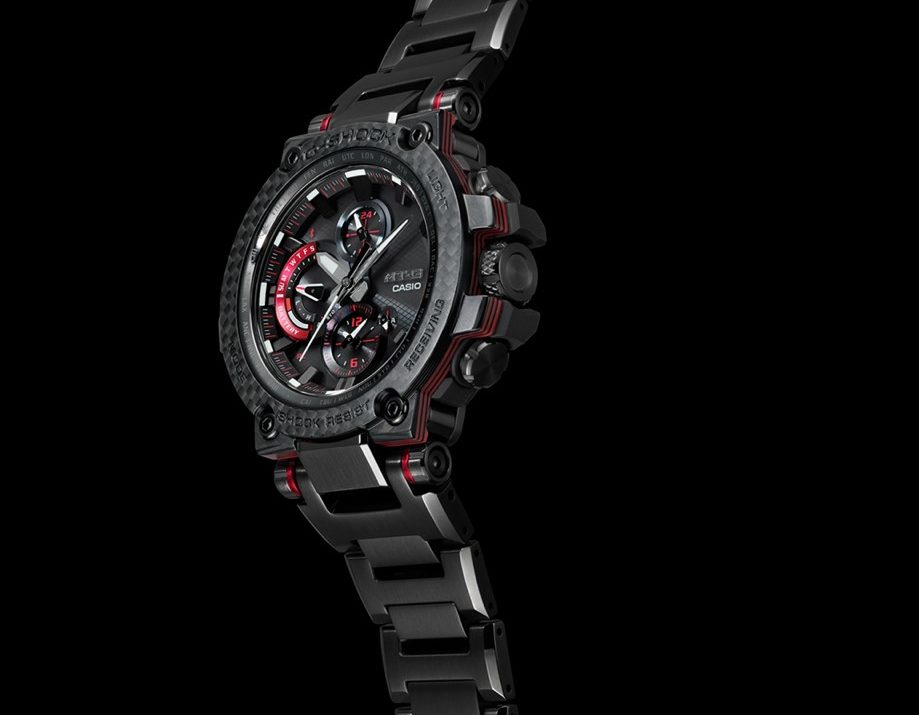 G-Shock MT-G Slim