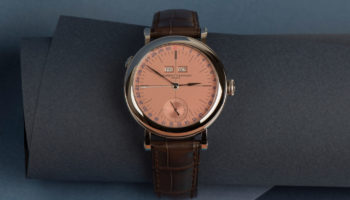 Laurent Ferrier Ecole Annual Calendar