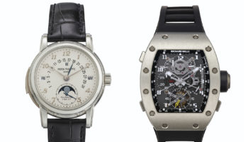 patek and richard mille
