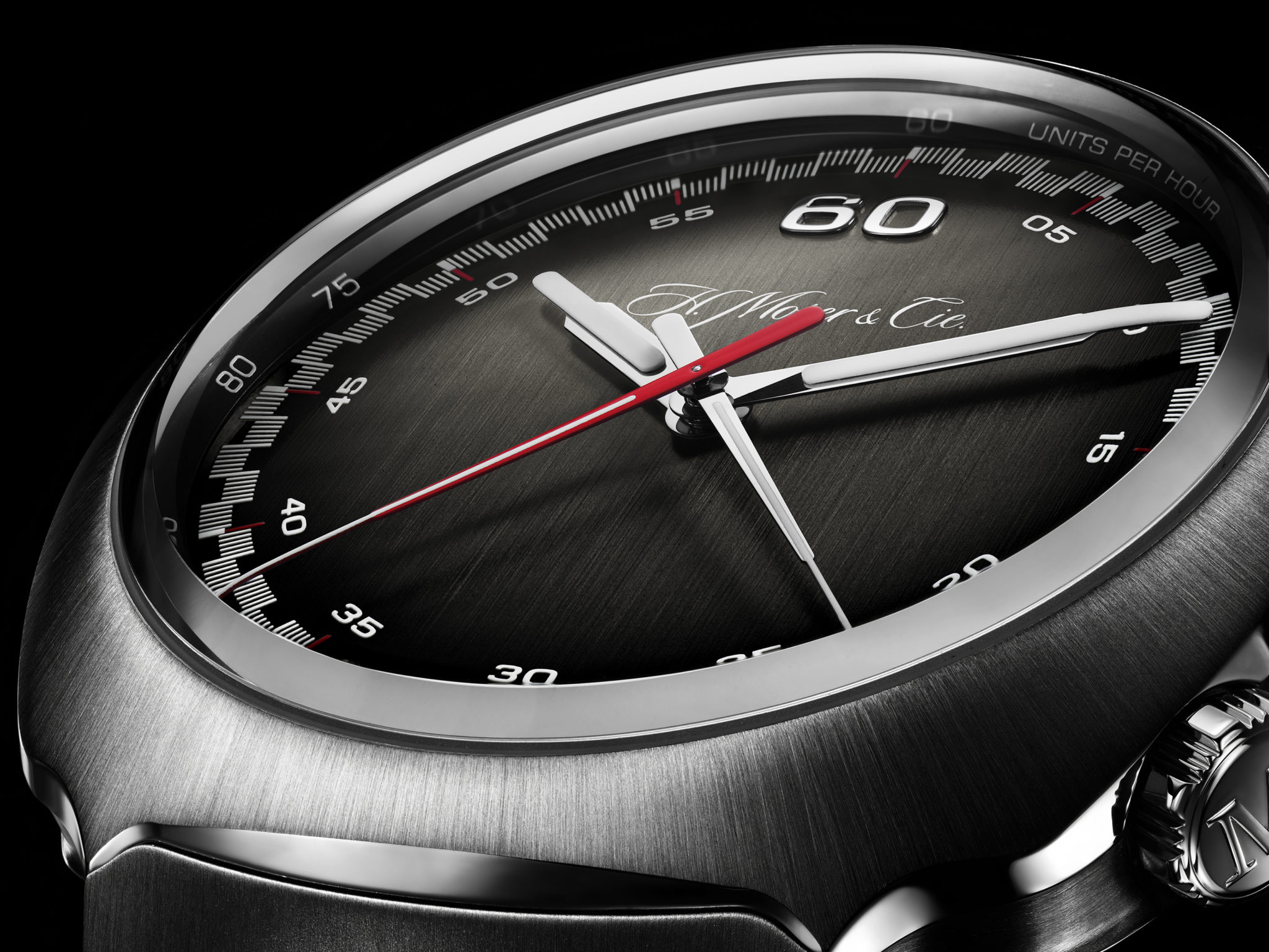 h moser cie enters crowded market for premium steel sports watches watchpro usa h moser cie enters crowded market for premium steel sports watches watchpro usa