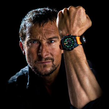 bear grylls luminox