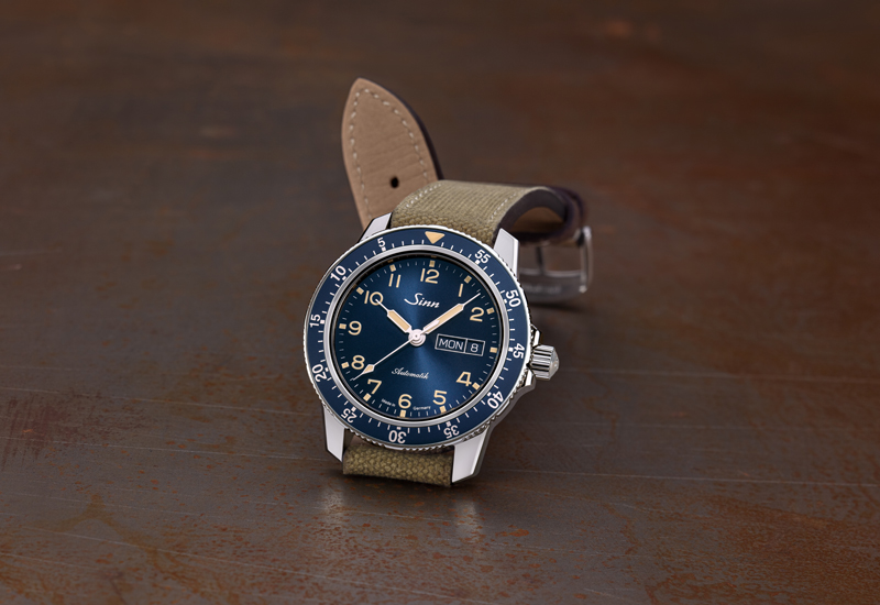 Sinn uses Inhorgenta to reveal two limited edition tool watches - WatchPro  USA